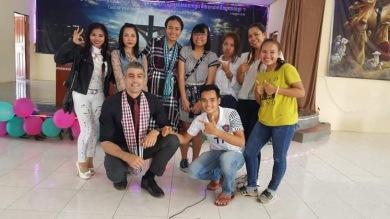 Christmas with Mercy Baptist Church family